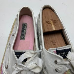 Sperry Shoes - Sperry Top-Sider Women's Boat Shoes Size 9.5 M